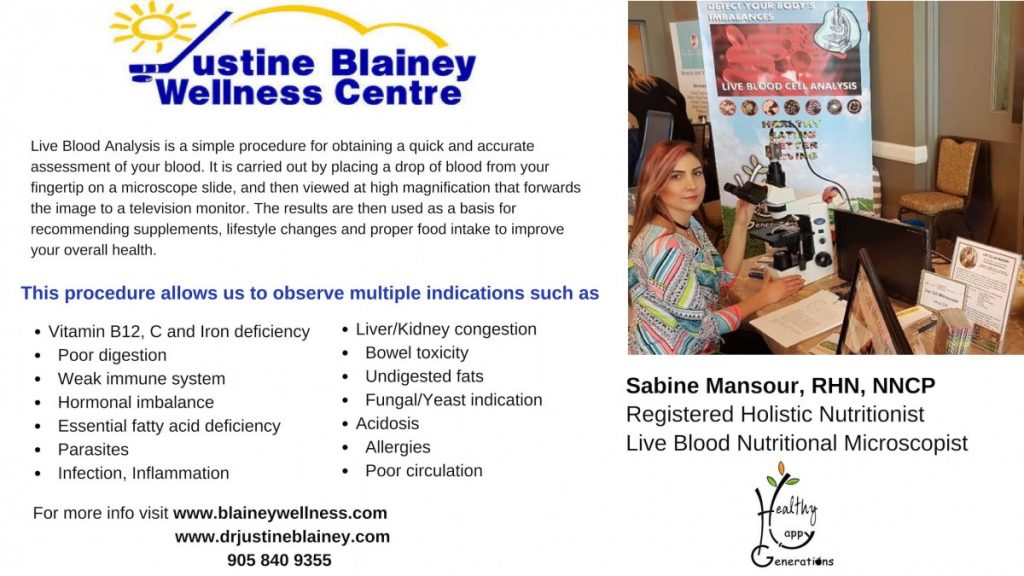 Meet Our Holistic Nutritionist