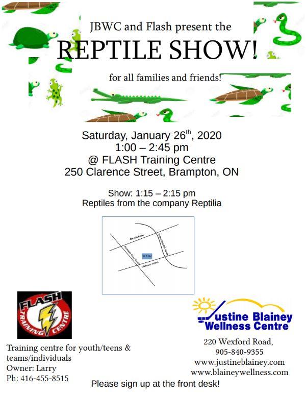 Reptile Day 2020